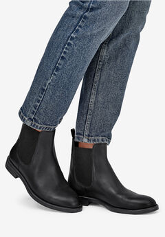 Leather Chelsea Boots,