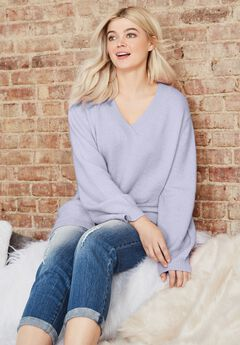 Oversized Pullover Sweater,