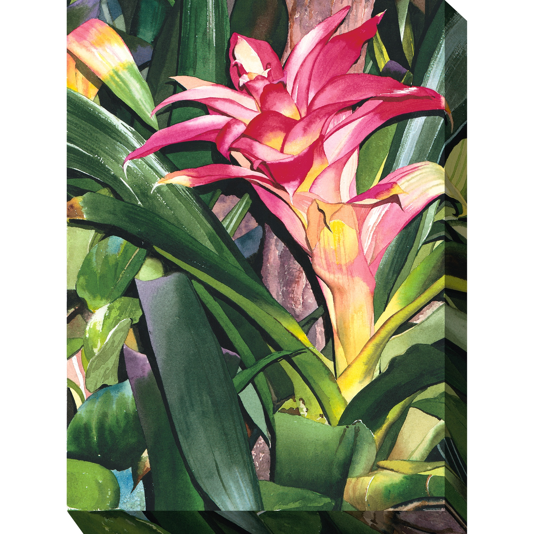 Tropical Jewel Outdoor Wall Art, MULTI