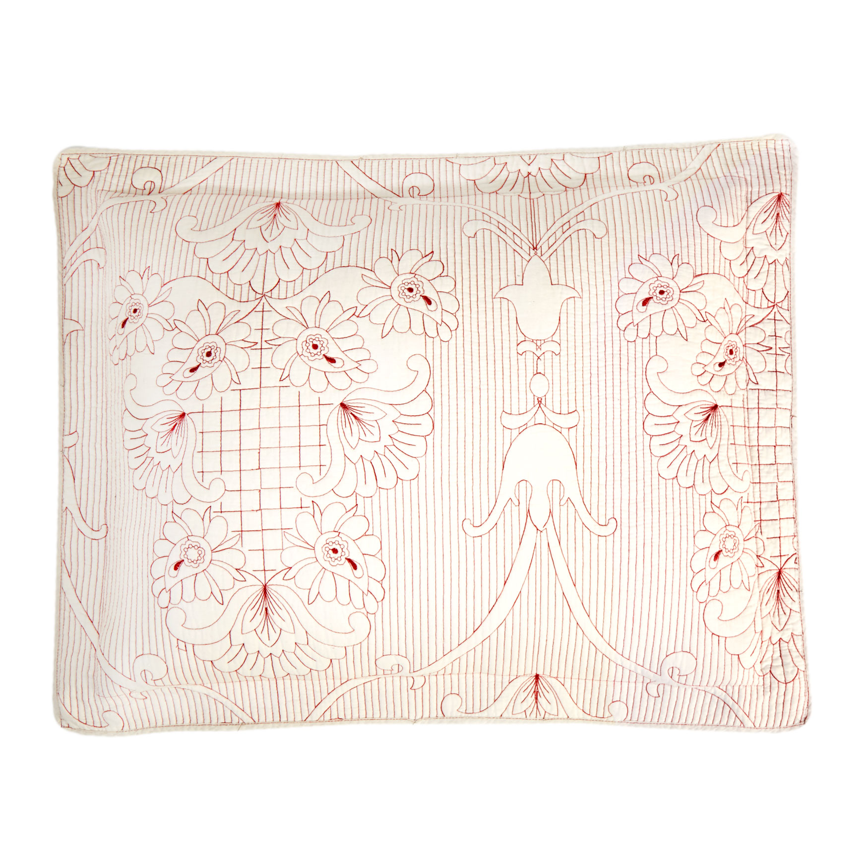 Bernadette Embroidered Sham,