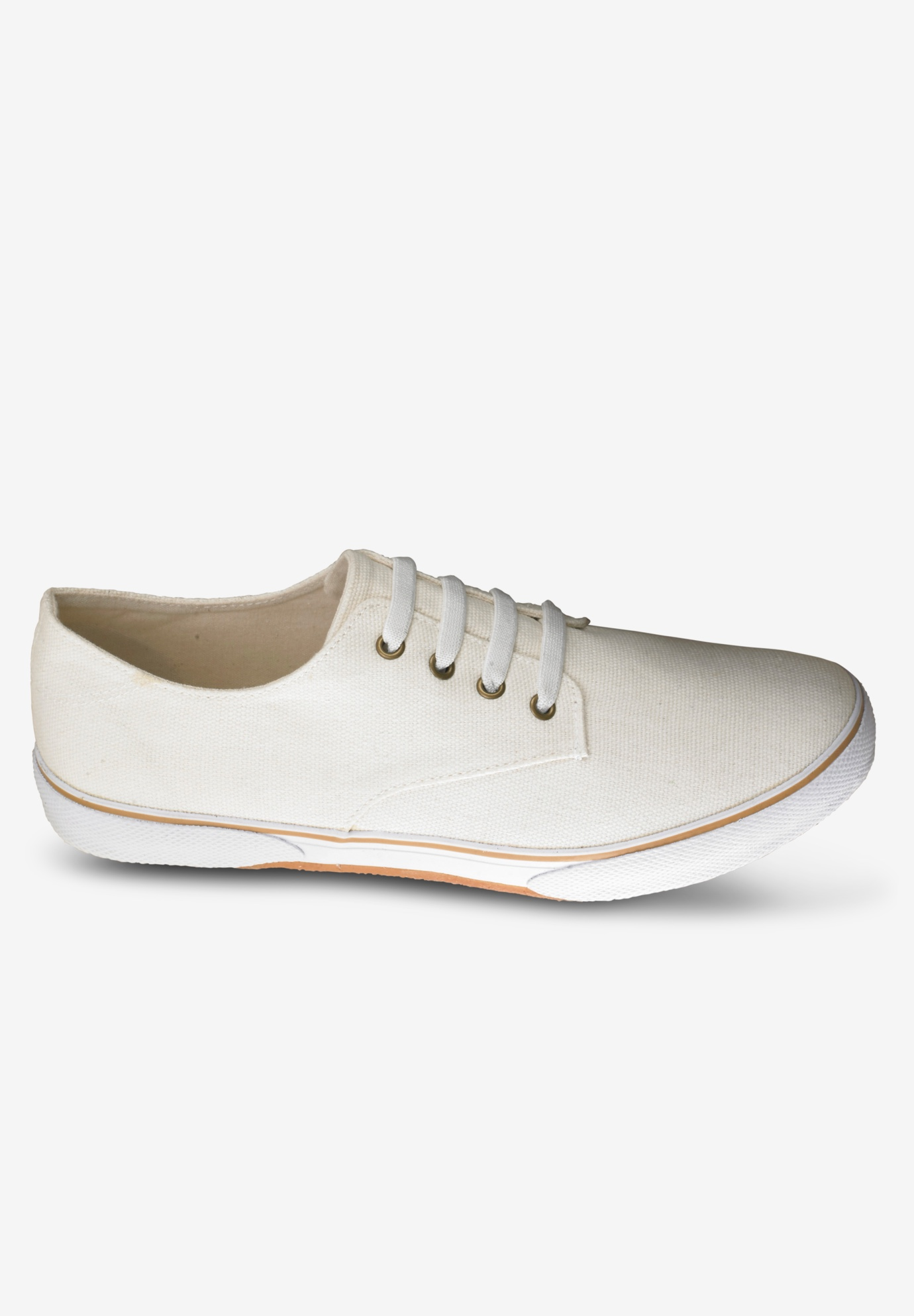 Slip-On Canvas Sneakers,