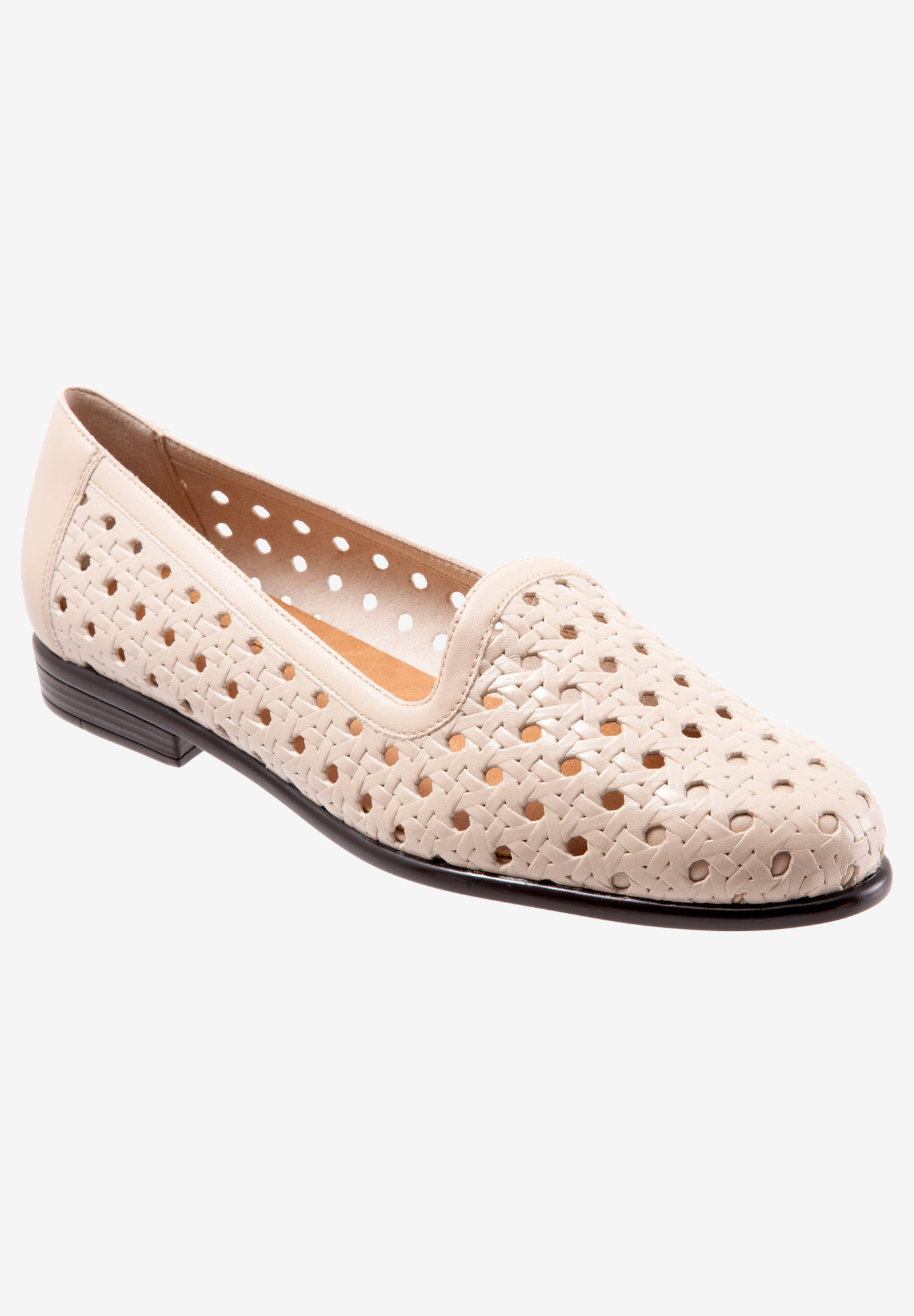 Liz Open Weave Slip-On ,