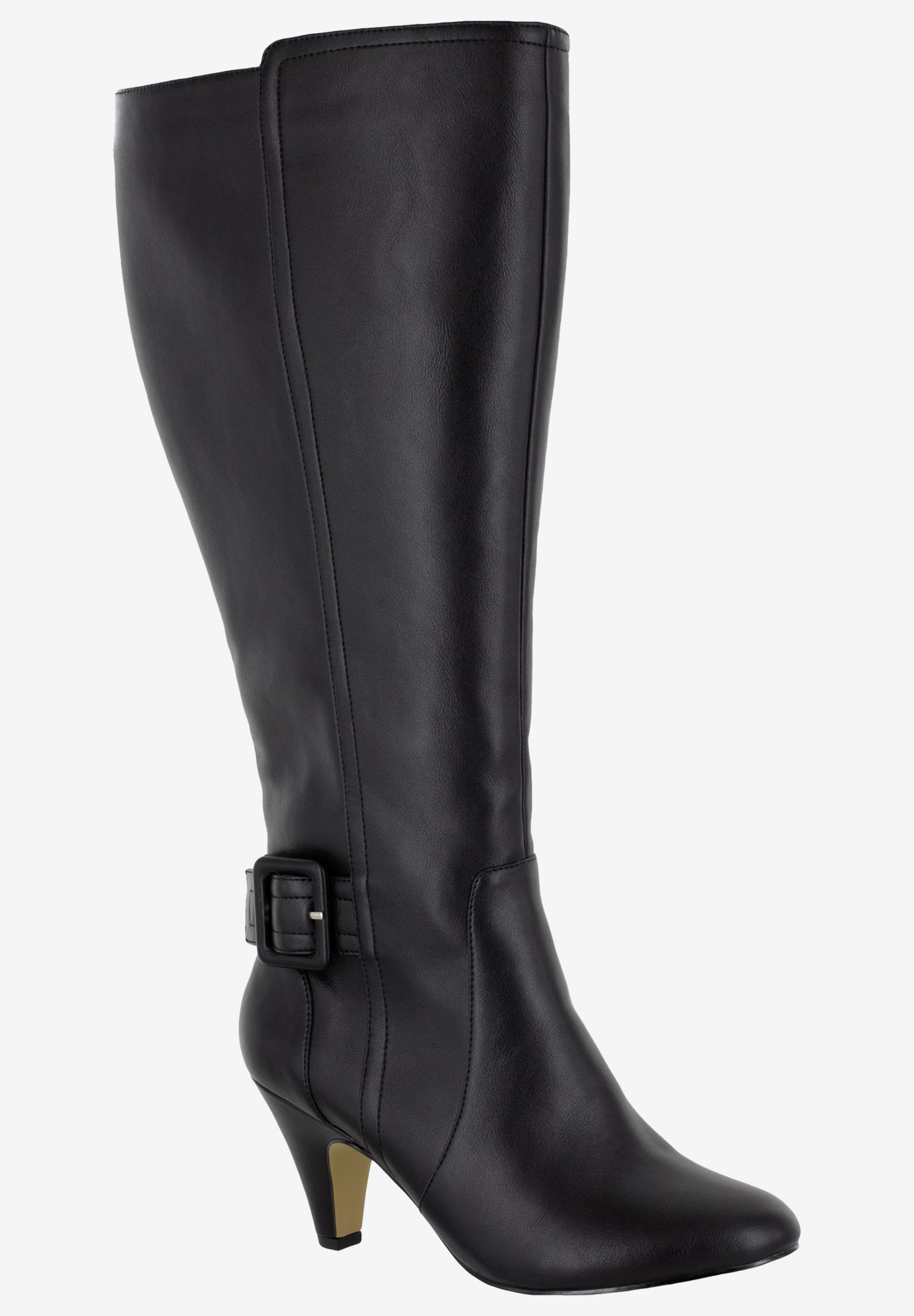 Troy II Plus Wide Calf Boot ,