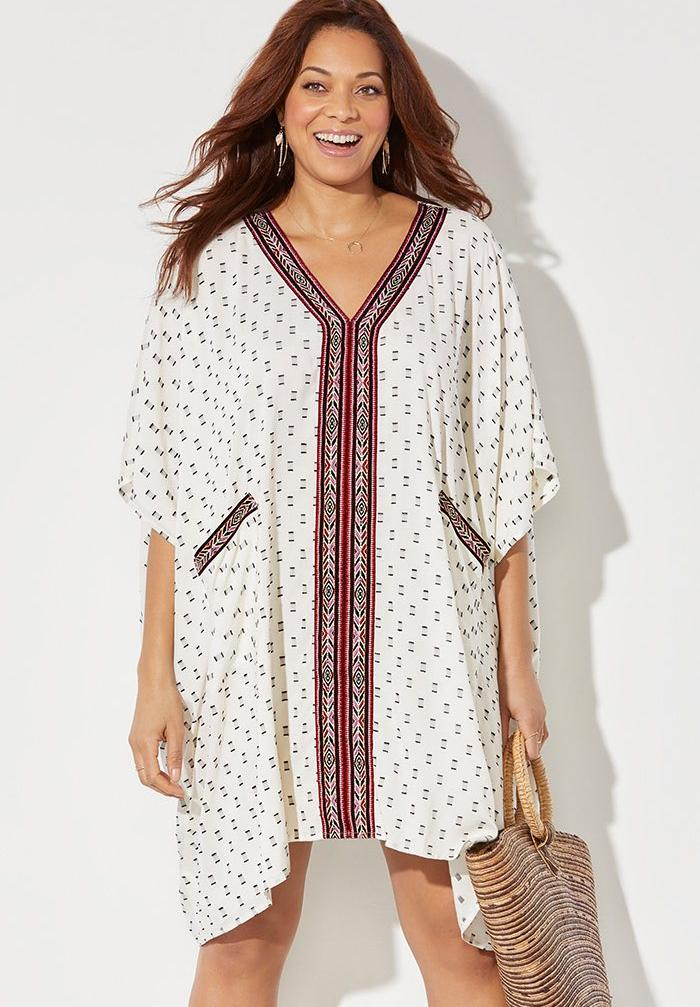 Nicolette Cover Up Tunic,