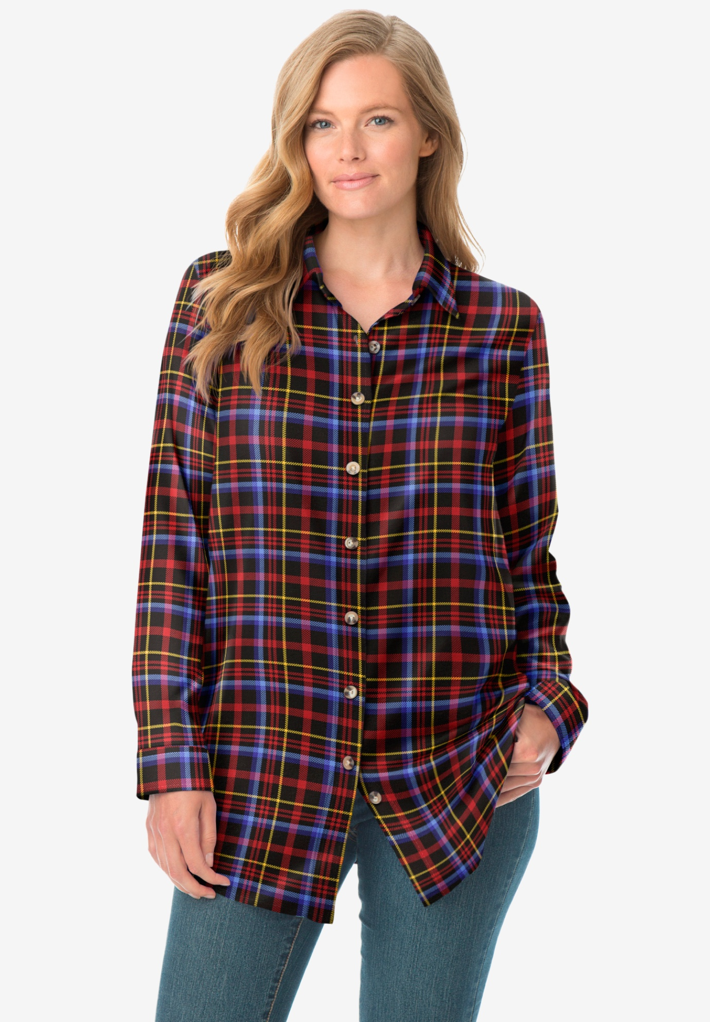 Classic Flannel Shirt,