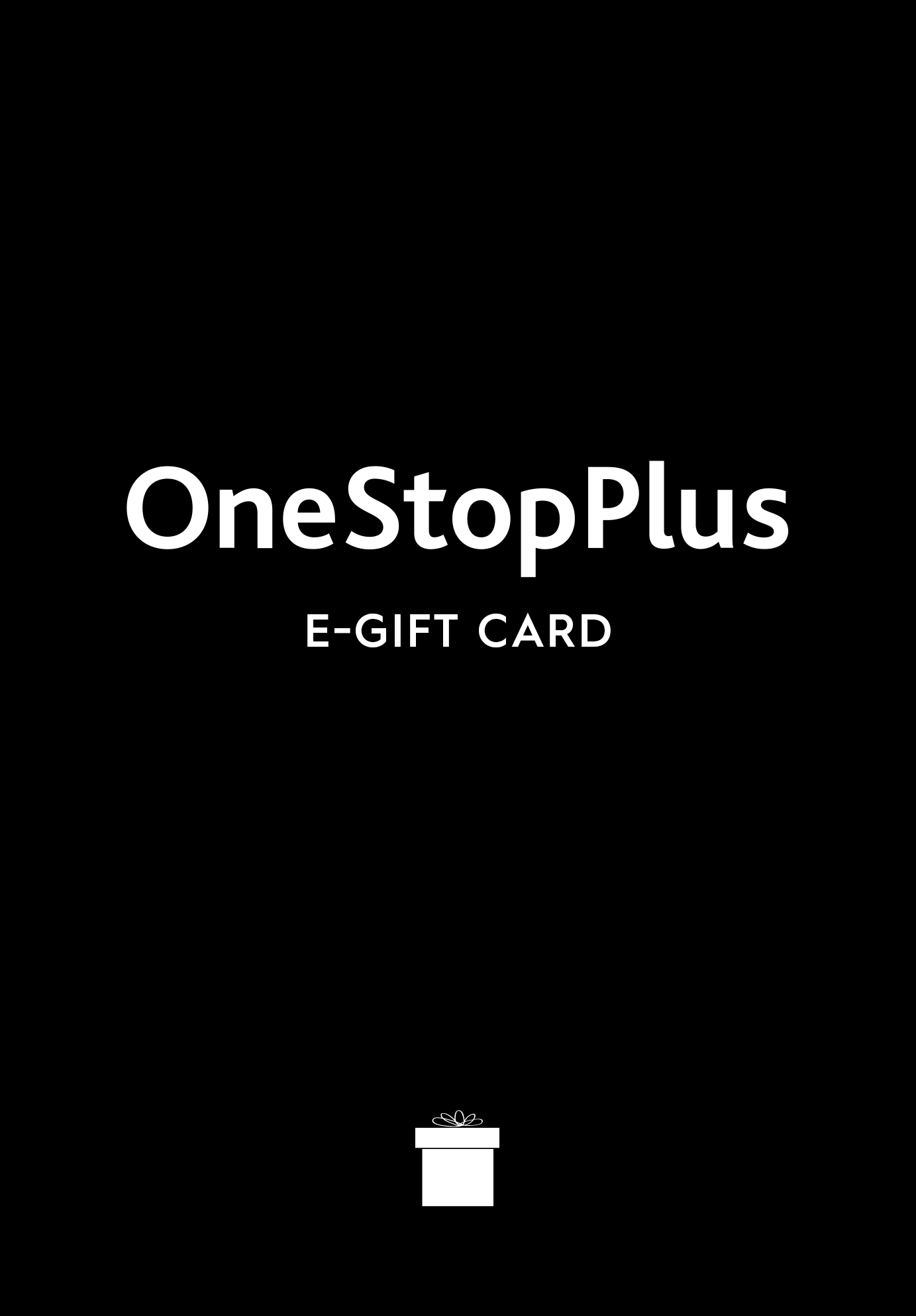 e-Gift card: Any Occasion!,