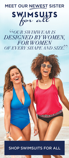 Meet our newest sister: Swimsuits for All